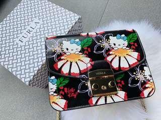 FURLA kitty sling bag