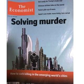 The Economist: Solving Murder, Tesla, Trump trade war, Chinese airlines
