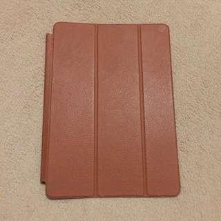 Preowned Ipad Pro Leather Smart Cover Brown 2018