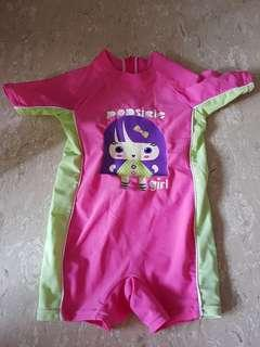 Baby Swimming Suit (girl)