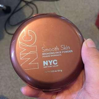 NYC Bronzer in Sunny Bronze