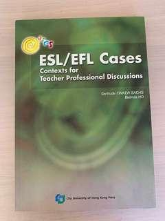 ESL/EFL Cases for teacher training