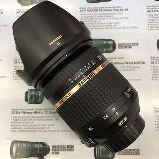 Tamron SP 17-50mm F2.8 Di II VC (Nikon Mount)