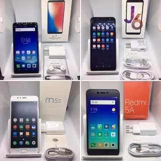 Samsung Vivo Meizu Xiaomi with FREEBIES!