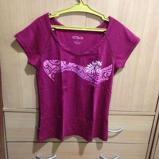 Maroon DriFit Shirt