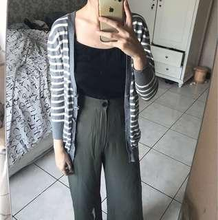 Stripes Outer Cardigan