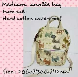 Handmade Medium Anello Bag