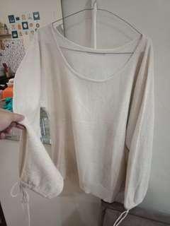 Baju dari baru di pake 1x size M fit L