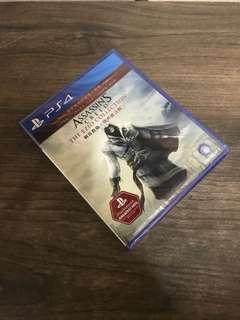 NEW - Assasins Creed the Ezio Collection