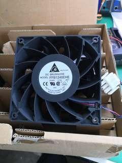 48V DC Cooler fan for server or other use. FFB1248EHE