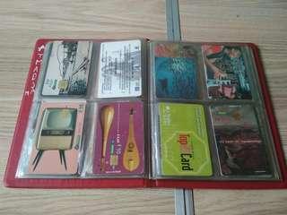 Jual kartu telepon umum buat koleksi