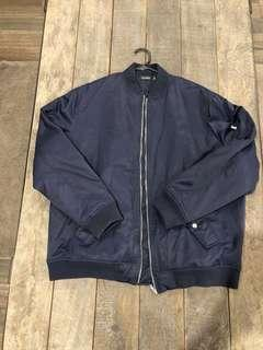 GLASSONS BOMBER | size m