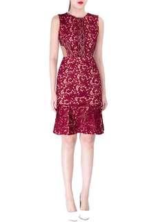 BNWT Doublewoot Lace Crochet Dress