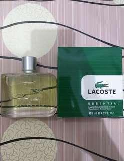 Baru ori spore parfum lacoste essential