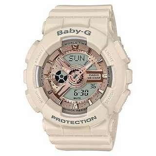 BABY-G BA-110CP-4A