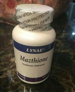 mazthione - vitamin kulit