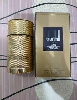 Baru ori spore parfum dunhill icon absolute