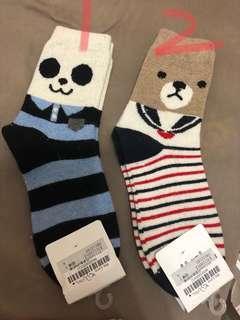 🚚 全新中長襪 每雙30元 有喜歡的可以跟我說編號喔!