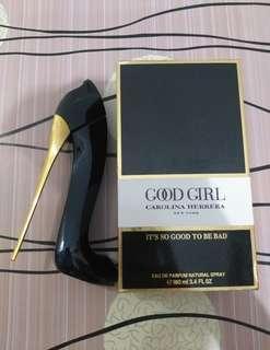 Baru ori spore parfum good girl