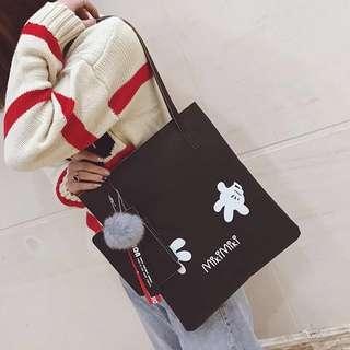 Black Mickey bag