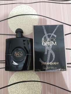 Baru ori spore parfum YSL BLACK OPIUM