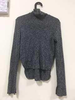 Zara Turtle Neck Shirt