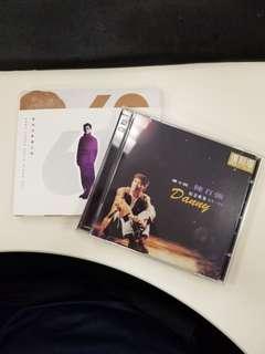 99%新 - 陳百強 Danny Chan CD 兩隻