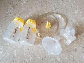 Breast pump kit