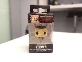 Funko Pop - Stranger Things Eleven with Eggo Keychain