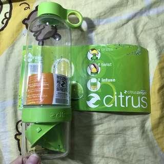 Citruszinger 榨汁水瓶水樽