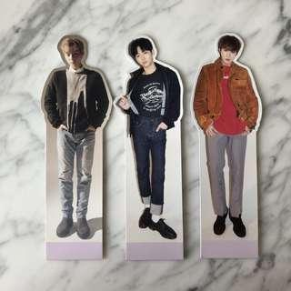 [ wts ] wanna one nothing without you standees
