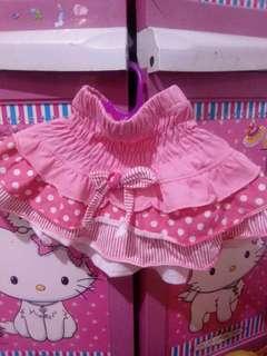 Rok anak pink