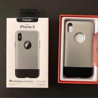 Spigen Classic One Case for iPhone X