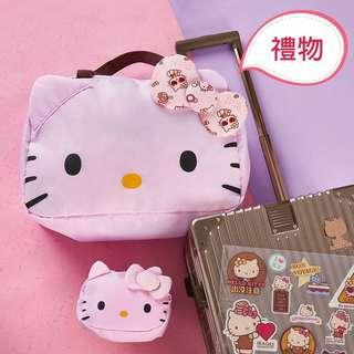 昇恆昌 kitty 旅行袋
