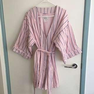 COTTON ON Fleece Robe