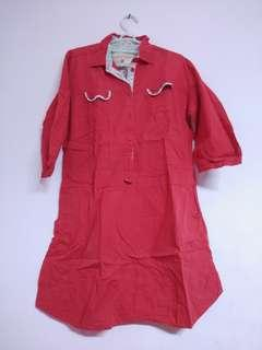 Reprice .Dress matahari merah darah novel mice