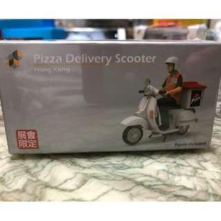 Tiny 微影 Pizza Delivery Scooter 電單車