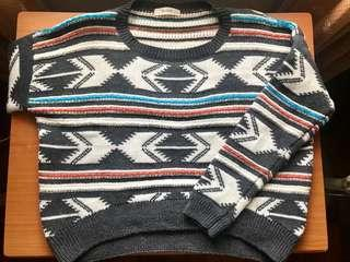 Nava aztec sweater