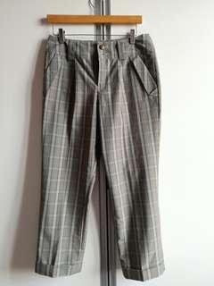#OCT10 Vintage Ankle Length Pants