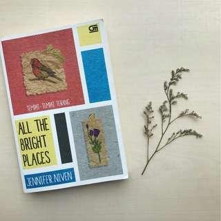 To all the bright places (tempat-tempat terang) - Jennifer Niven (bahasa indonesia)