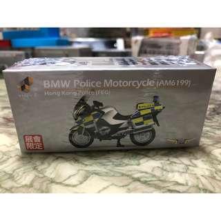 Tiny 微影 BMW Police Motorcycle 電單車 展會限定 AM6199