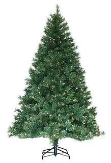 Christmas tree 8ft tall