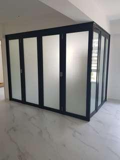 Heavy Duty Folding Door @97108558