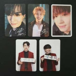 GOT7 Arrival Photocards