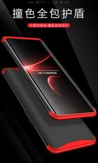 Full protection case for Oppo Find X