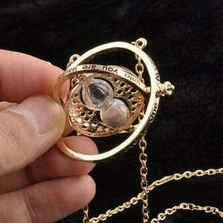 💛HP Hermione Time-Turner Necklace 💛