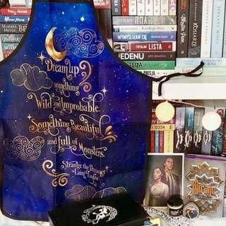 (fairyloot sep) strange the dreamer apron
