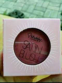 Mukka Satin blush