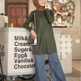 RSSP98 Marion Blouse Army