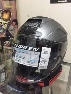 Helmet JForce 4 Moderno